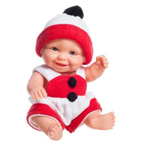 Рождественский пупс Тео, 22 см