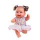 Кукла-пупс Берта, европейка, 22 см