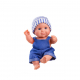 Кукла-пупс Альдо, европеец, 22 см