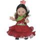 Кукла-пупс севильянка, 21см