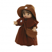 Кукла-пупс пилигрим, 21 см
