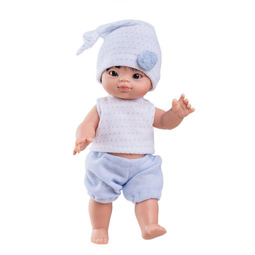 Кукла Фермин, азиат, 21 см