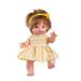 Кукла Эли, европейка, 21 см