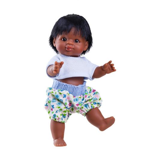 Кукла Иван, мулат, 21 см