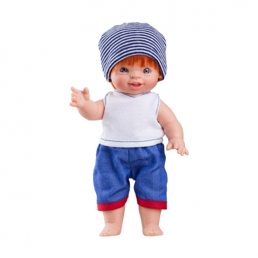 Кукла Фабиан, европеец, 21 см