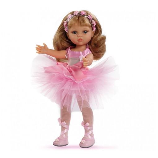 Кукла Карла — балерина, 32 см