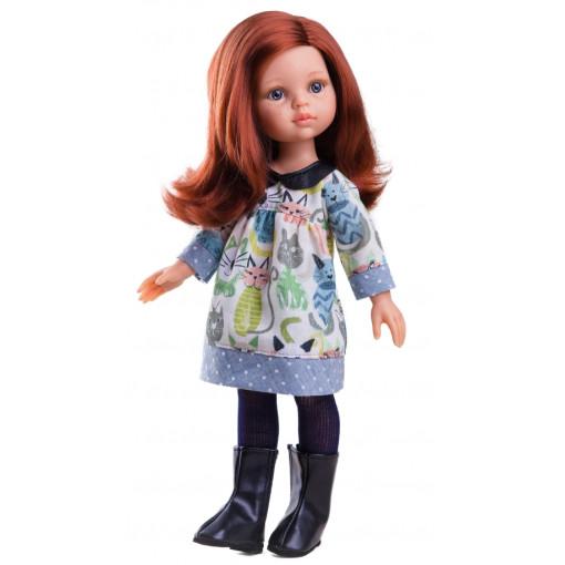 Кукла Primavera Кристи, в сапожках, 32 см