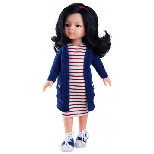Кукла Primavera Лиу, 32 см