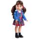 Кукла Кэрол — школьница, 32 см