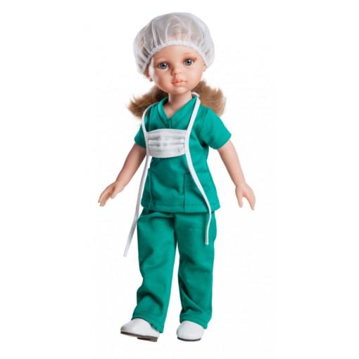 Кукла Карла — медсестра, 32 см