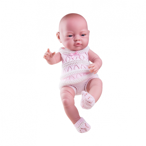 Кукла Бэби в розовом, 45 см