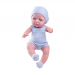 Кукла Бэби в голубом, европеец, 45 см