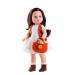Кукла Soy Tu Эмили, с сумочкой, 42 см