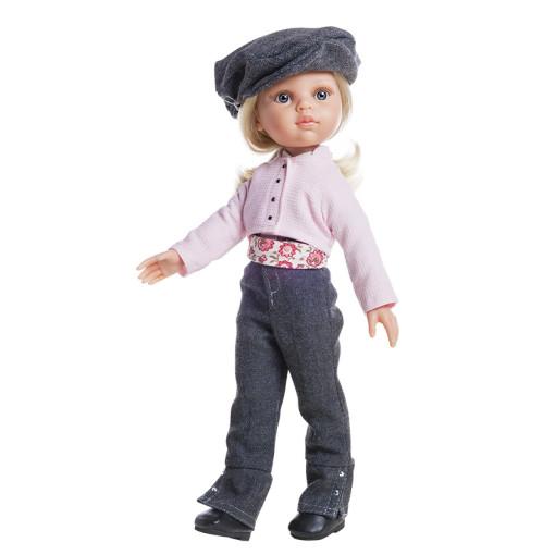 Кукла Клаудия — наездница, 32 см