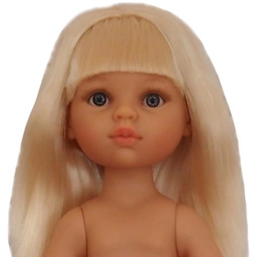 Кукла без одежды Клаудия, с челкой, 32 см
