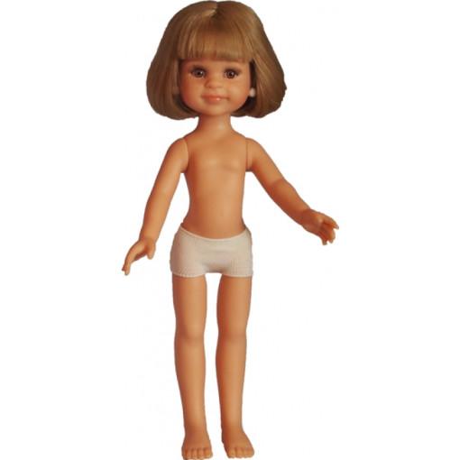 Кукла без одежды Клэр, с челкой, 32 см