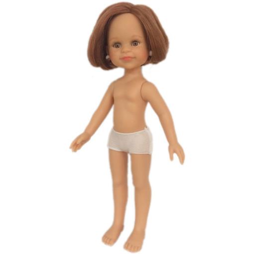 Кукла без одежды Клео, с каре, 32 см