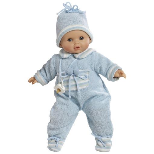 Кукла озвученная Алекс в теплой одежде, 36 см