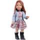 Кукла Сандра, шарнирная, 60 см