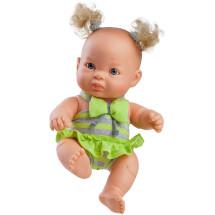 Кукла-пупс Хана, 22 см, в комбинезоне