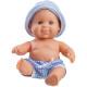 Кукла-пупс Альдо в шапочке, 22 см