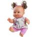 Кукла-пупс Ирина, 22 см, в розовых штанах