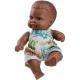 Кукла-пупс Олма, мулат, 22 см