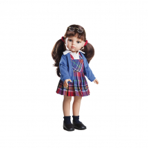 Одежда для куклы Кэрол — школьница, 32 см