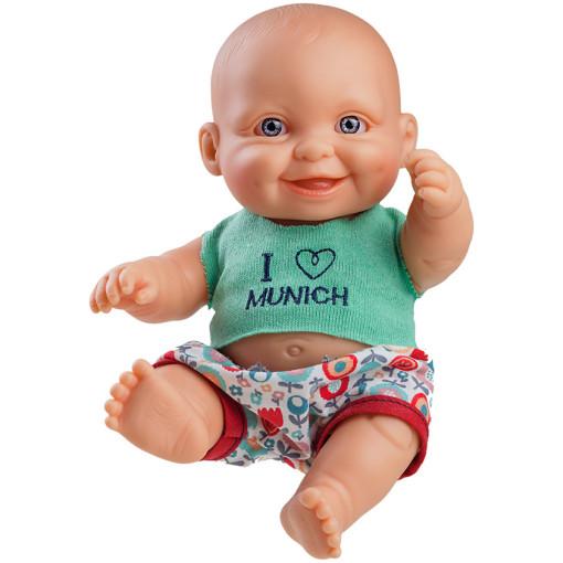 Кукла-пупс «Я тебя люблю» Тео, 22 см