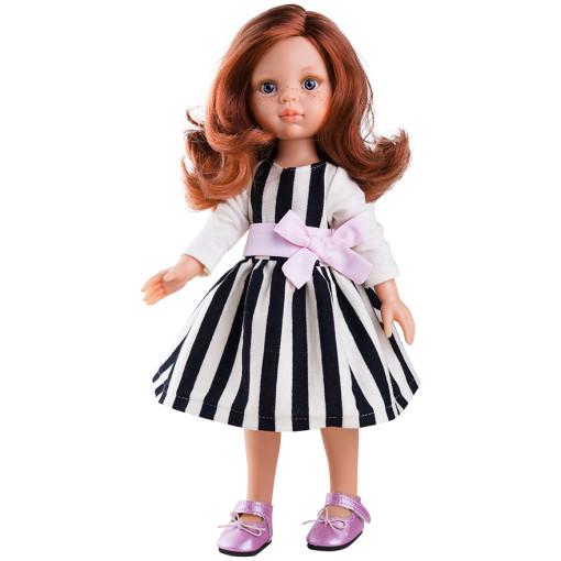 Одежда в полоску для куклы Кристи, 32 см