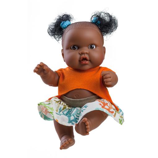 Одежда для куклы-пупса Эбе, мулатка, 22 см