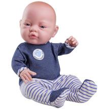 Кукла Бэби в синих ползунках, 45 см, девочка