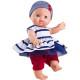 Одежда летняя в полоску для куклы Горди, 34 см