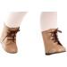Ботинки коричневые, для кукол 60 см