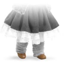 Туфли коричневые, для кукол 60 см