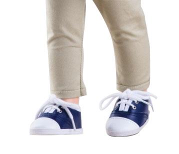Кроссовки, для кукол 42 см