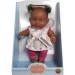 Кукла-пупс Ирина, мулатка, 22 см