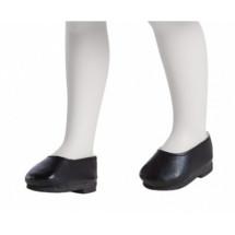 Туфли черные для кукол 32 см