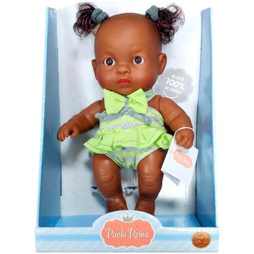 Кукла-пупс Хана, мулатка, 22 см