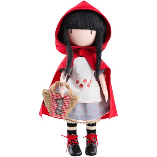 Кукла Горджусс «Красная Шапочка», 32 см