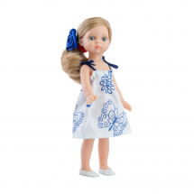 Кукла Валериа, 21 см
