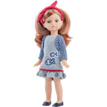 Кукла Паола, 21 см