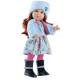 Кукла Soy Tu Бекки в голубом, 42 см