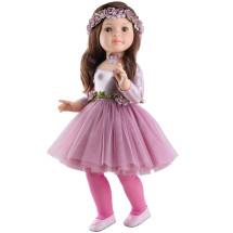 Кукла Лидия Балерина, шарнирная, 60 см