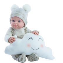 Кукла Бэби с подушкой-облаком, 32 см