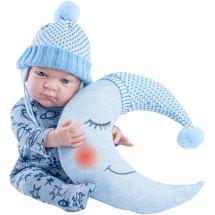 Кукла Бэби с подушкой-луной, 36 см