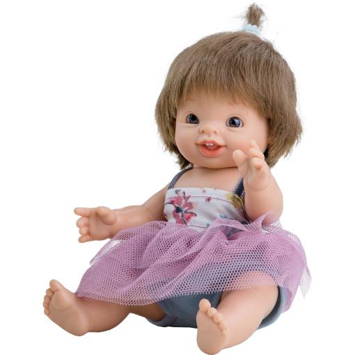 Кукла-пупс Ильда, европейка, 21 см
