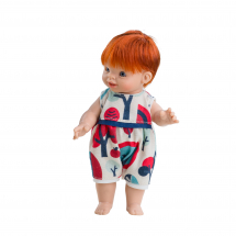 Кукла-пупс Фабиан, европеец, 21 см