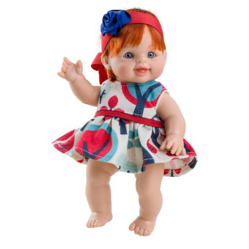 Кукла-пупс Инэс, европейка, 21 см