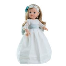Наряд на первое причастие для кукол 42 см
